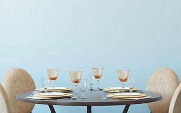 Dining Room - Light Blue (IG)