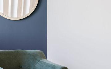 Mirror on Blue Wall (IG)